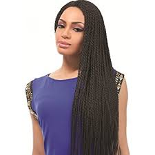 how many pack hair for box braids amazon com 4 packs deal new amour hair collection natty small