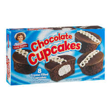little debbie chocolate cupcakes 8 ct walmart com
