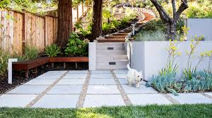 Backyard Hill Landscaping Ideas A Hillside Garden U0027s Ingenious Design Sunset