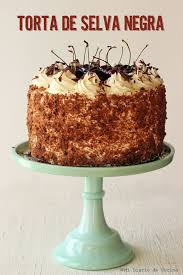 black forest cake u2013 mi diario de cocina