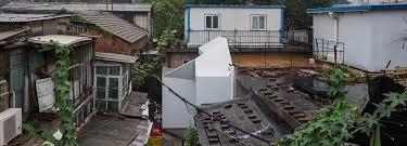 non comformist conformism house extension in beijing detail