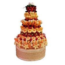 fruits arrangements dove fresh fruit tower edible fruit arrangements 0 00
