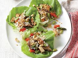 what are wraps 15 healthy lettuce wraps for low carb lunches cooking light
