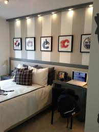 Best Decorations Images On Pinterest Hockey Decor Hockey - Boys hockey bedroom ideas