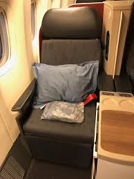 Turkish Air Comfort Class First Impressions Of Turkish Airlines 777 300er Business Class