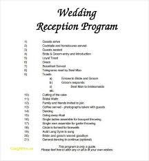 wedding ceremony program templates luxury christian wedding ceremony program template free