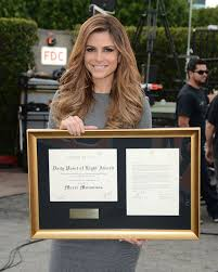 point of light award maria menounos at awarded the george bush daily point of light award