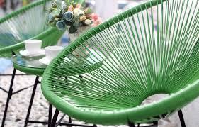 fauteuil en corde fauteuils extérieurs isimar mobilier extérieur design zendart