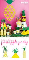 Tropical Party Themes - how to throw a pineapple party winter birthdays and party time