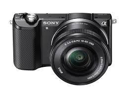 amazon com sony alpha a5000 mirrorless digital camera with 16
