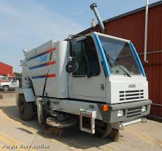 1997 johnston 3000 street sweeper item dd0834 wednesday