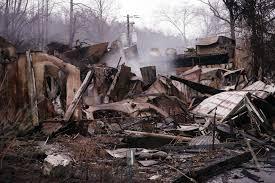 Wildfire Radio by Minnesota Firefighter Helps Battle Tennessee Wildfires Minnesota