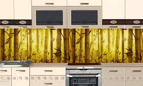 Kitchen Backsplash Bamboo  Desing Ideas For Kitchen Decor - Bamboo backsplash