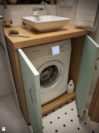 All In One Multipurpose Bathroom Furniture Which Hides A by Space Saving In Bathroom Bathroom Sink Over Washing Machine