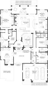 open floor plan home designs toll brothers house plans home design