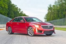 2016 cadillac cts v first look motor trend