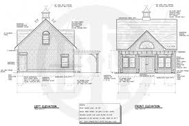 Floor Plan With Elevation by Lake Cottage Floor Plans Lake House Floor Plans Lake Cottage