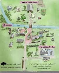 Map Of Brandon Florida by Venues Cross Creek Ranch Fl