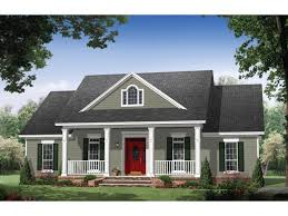 lovely one floor house plans with walkout basement new home