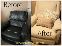 Leather Slipcover For Couch Best 25 Recliner Cover Ideas On Pinterest Lazyboy Diy