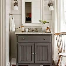 Bathroom Vanity With Farmhouse Sink Bathroom Americana Vanity In Whitewash Farmhouse Vanities And Sink