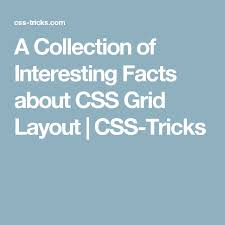 25 beautiful grid layout css ideas on pinterest css grid system