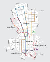 Prospect Park Map Nighttime Routes It U0027s Your Yale