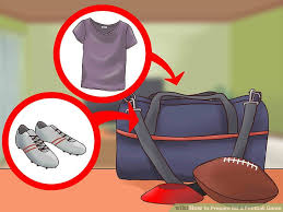 Backyard Football Rules 5 Ways To Prepare For A Football Game Wikihow