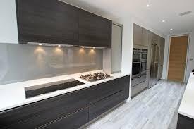modern kitchen idea superb houzz oak kitchen cabinets 5 handleless kitchen