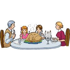 free thanksgiving dinner clipart free clipart graphics image