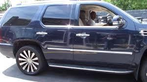 cadillac escalade black rims 2008 cadillac escalade on black 22 inch custom rims tires