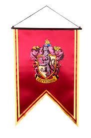 gryffindor harry potter banner flag http www cinereplicas com gryffindor harry potter banner flag http www cinereplicas com