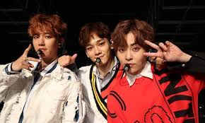 exo japan album exo cbx s japanese debut album sees impressive number of first day