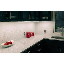 lights kitchen cabinets battery operated ge battery operated 18 in led white cabinet light bar