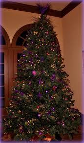 vibrant purple decorations angele topper