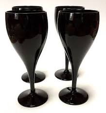 cheap black wine glasses wholesale find black wine glasses