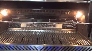 Built In Gas Grills Napoleon Gas Grill Pro 665 Cart Or Built In Natural Gas Or