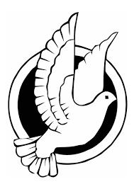 Coloriage colombe de la paix  img 10995
