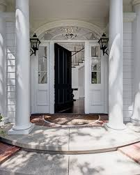 Interior White Doors Sale Vince Vaughns Colonial Mansion In California