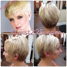 low lights for blech blond short hair short blonde hair with brown lowlights brown hairs