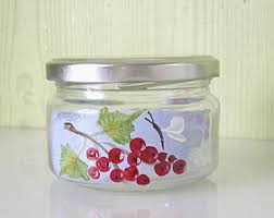 glass canisters etsy