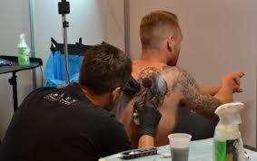 Tattoo Wie Lange Nicht Baden Tut Fast Gar Nicht Weh