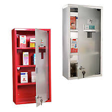 Lockable Medical Cabinets Lockable Medicine Cabinet Ebay