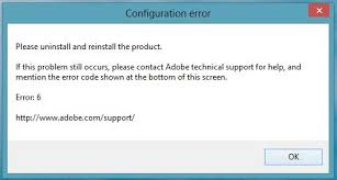 configure xp dreamweaver error 6 configuration error shown on adobe dreamweaver cs5 5