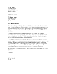 Formal Business Letter Template Word Letter Template Letter Template 2017