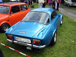 renault alpine a310 interior renault alpine a110 technical details history photos on better