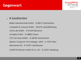 Bader Gmbh Gwavacon Sondersession Ppt Video Online Herunterladen