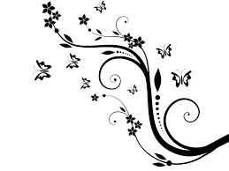 wallpaper desktop windows7 40 floral ornament format cdr gratis