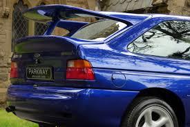 ford escort 2 0 cosworth luxury