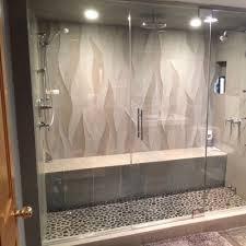 Shower Door Water Guard Glass Shower Doors Shower Enclosures Glassworks